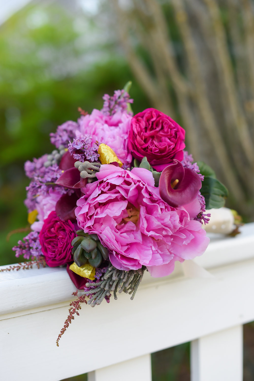 Nantucket Wedding Flowers