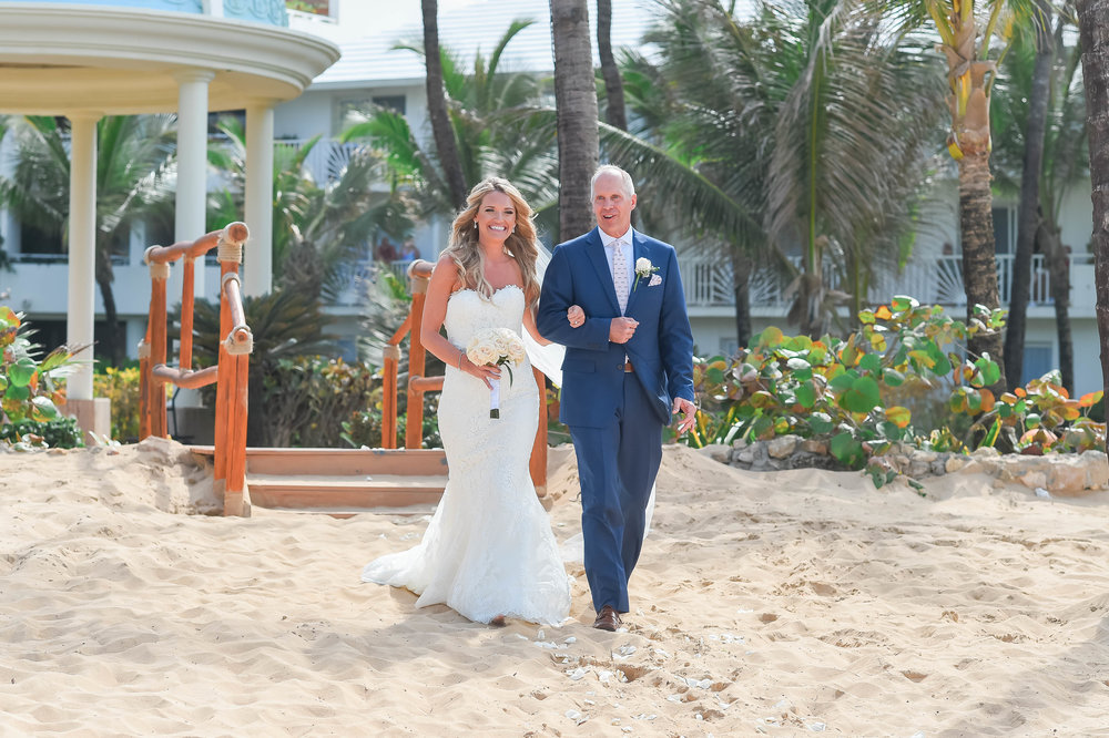 Punta Cana Destination Wedding