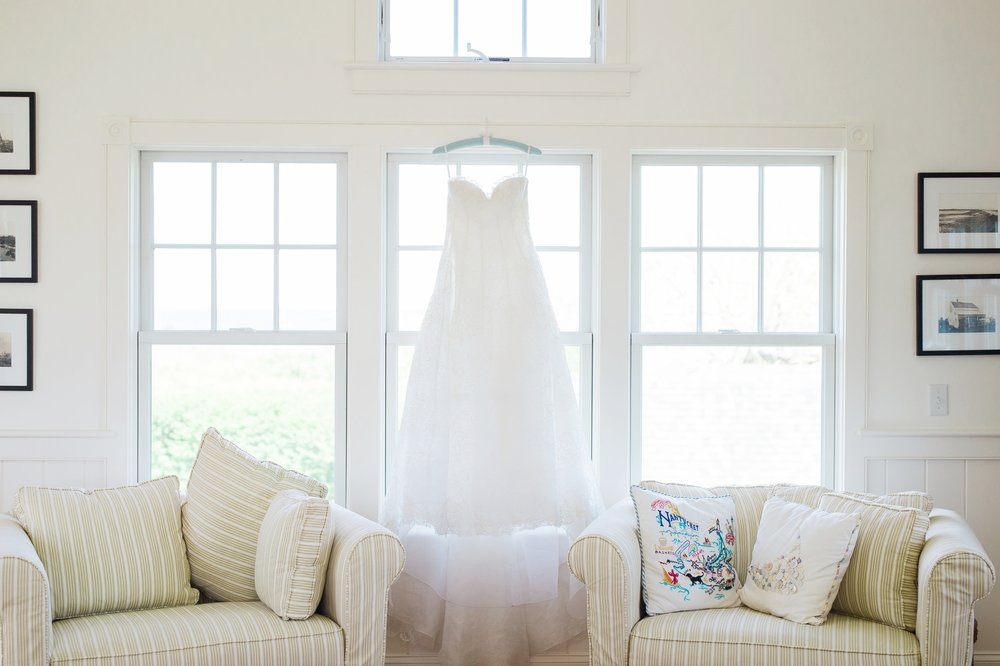 Nantucket Wedding Details