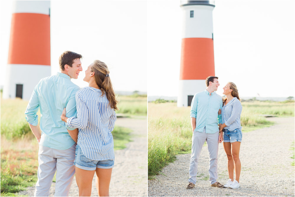 Nantucket Engagement Photos