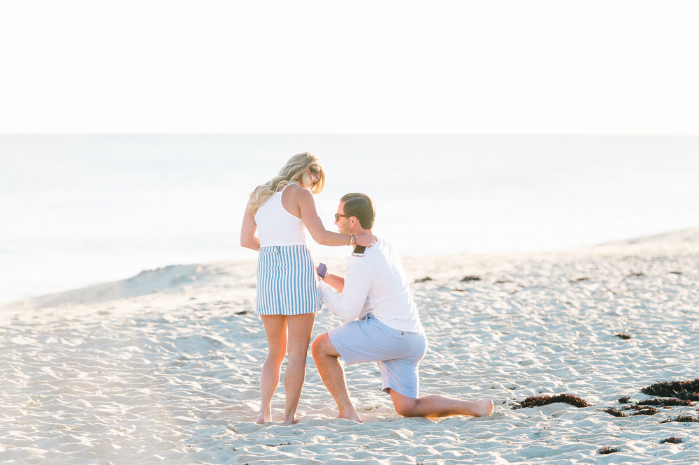 Danny's Nantucket Proposal