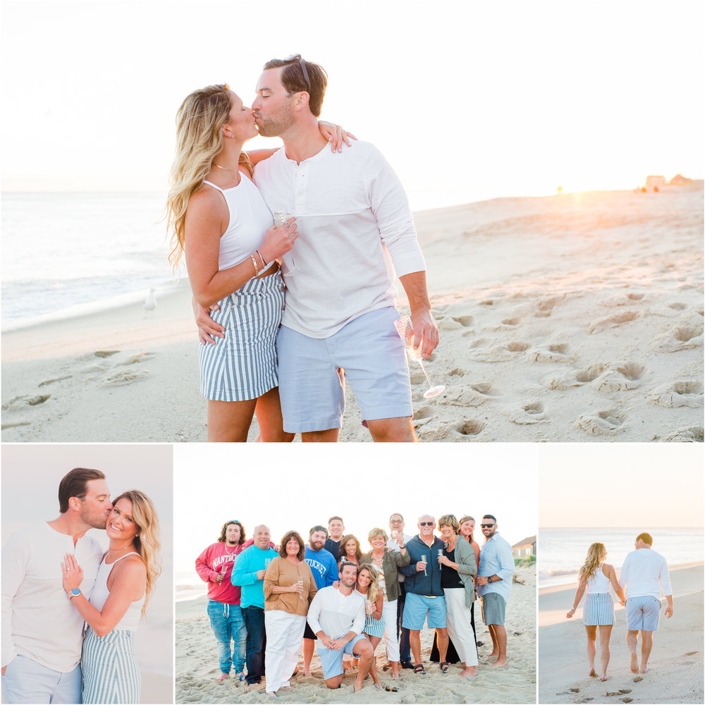 Corey & Danny's Nantucket Surprise Proposal