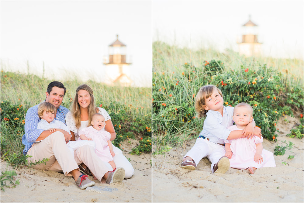 Mari's Nantucket Family Photos