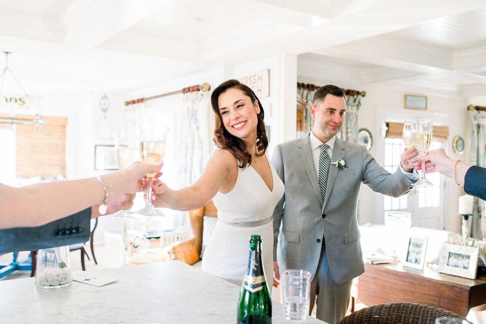 Nantucket Wedding Toast