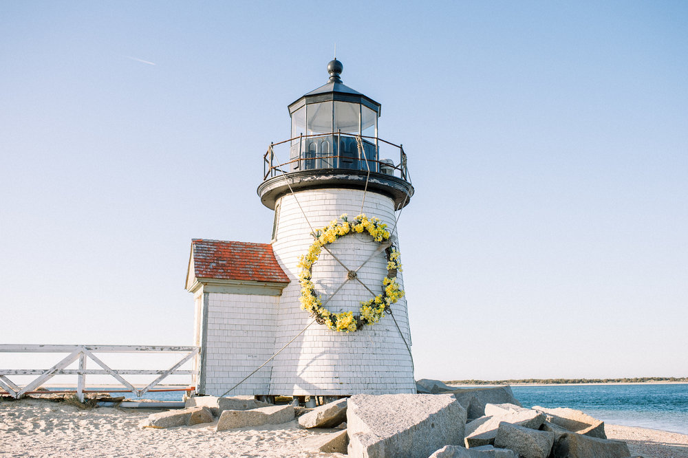 Nantucket Spring Elopement