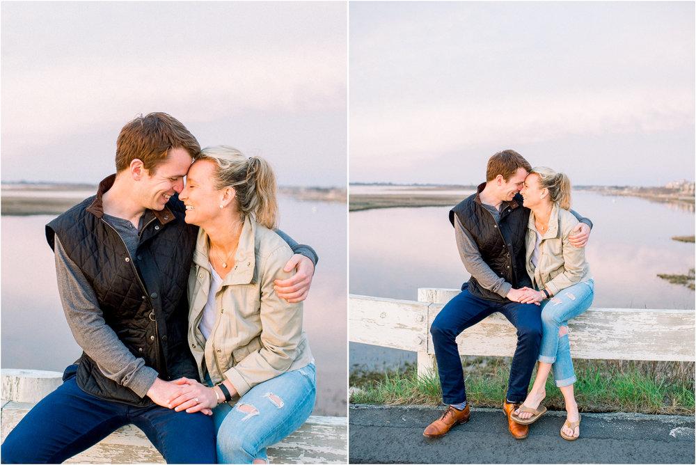 Jamie & Will's Nantucket Engagement