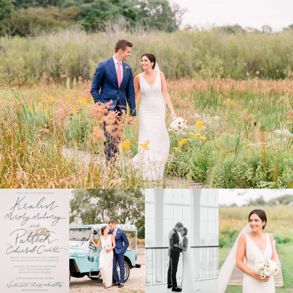 Kealin and Ted's Nantucket Wedding Cover2.jpg