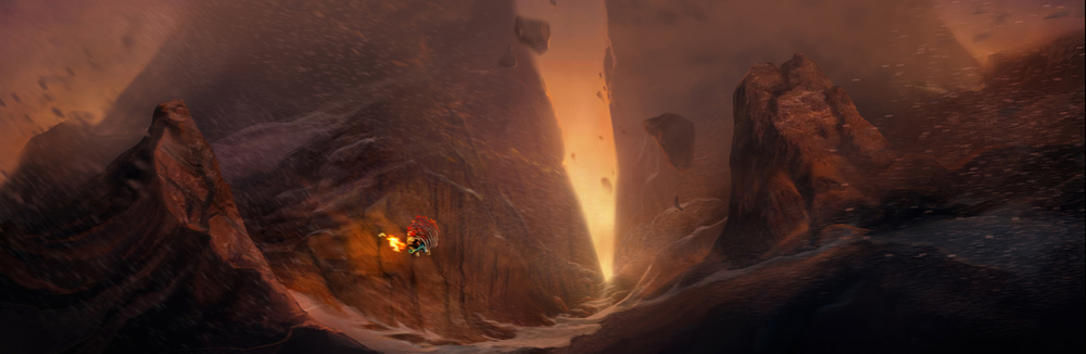 Story Moment The Croods (2013) © Dreamworks Animation