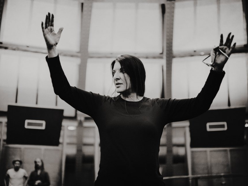 June 11th  – August 25th, 2014  Marina Abramovic, 512 Hours: Performance at the Serpentine Gallery in London, England