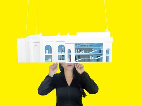 May 10th, 2014, 6pm CEST Marina Abramovic Lecture about MAI at Performance Festival OPEN in Vienna, Austria