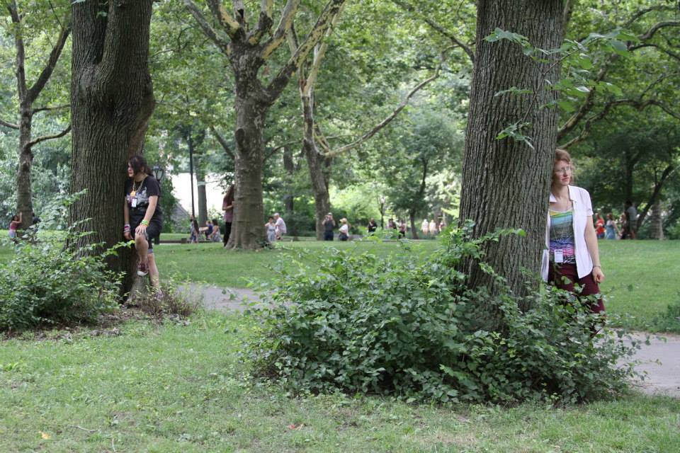 Photograph courtesy of MoMA Teens