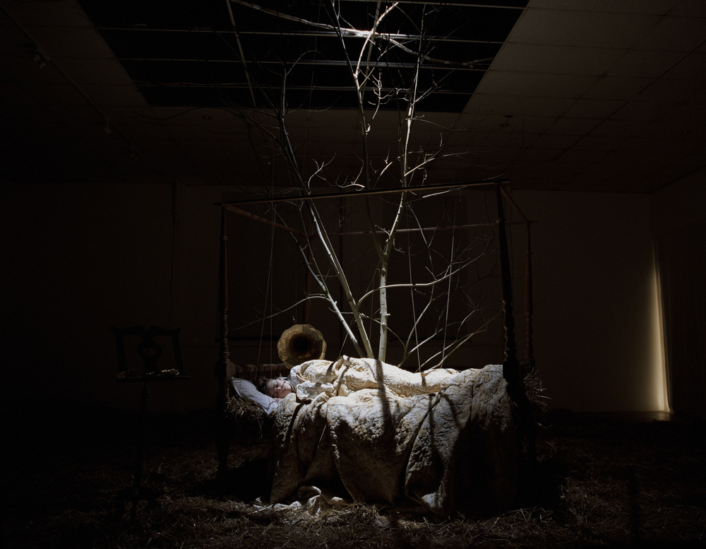 """Senescence"" (2007), Eloise Fornieles. Photograph by David Birkin"