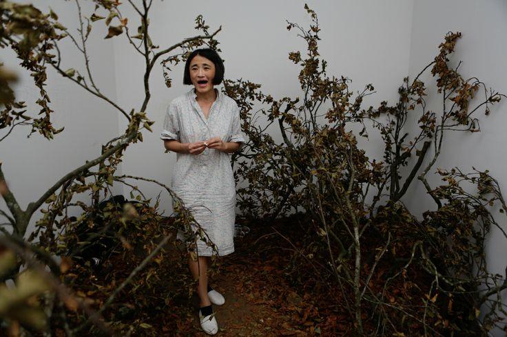 Happy Yingmei,Elysium Gallery  (2013), Yingmei Duan