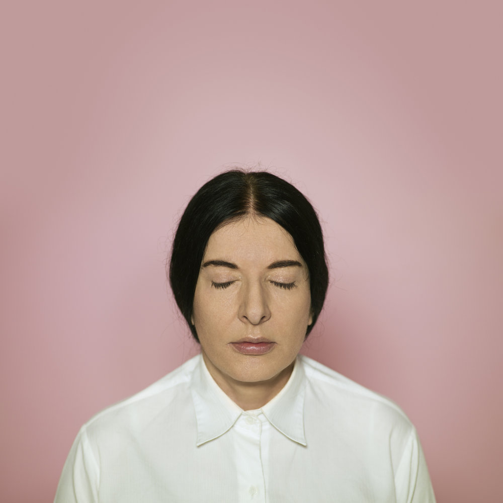 MARINA ABRAMOVIC IN BRAZIL  THE SPACE IN BETWEEN, 2016
