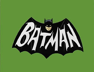 """1966 Batman titlecard"" by Source. Licensed under Fair use via Wikipedia - https://en.wikipedia.org/wiki/File:1966_Batman_titlecard.JPG#/media/File:1966_Batman_titlecard.JPG"