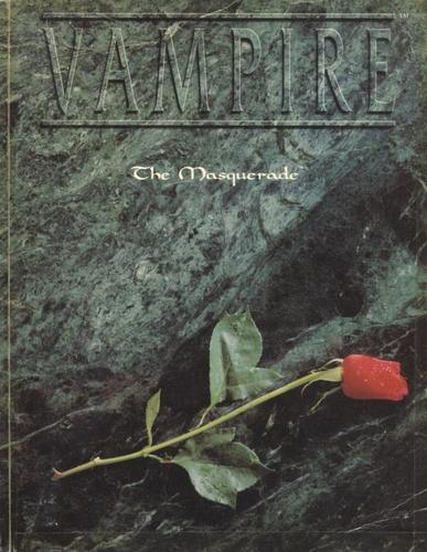 Vampire: the masquerade revised edition white wolf | vampire.