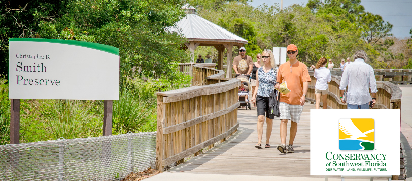Located within the city limits of Naples, Florida, the Conservancy of Southwest Florida presents visitors with range of experiences and stresses conservation of the natural environment.