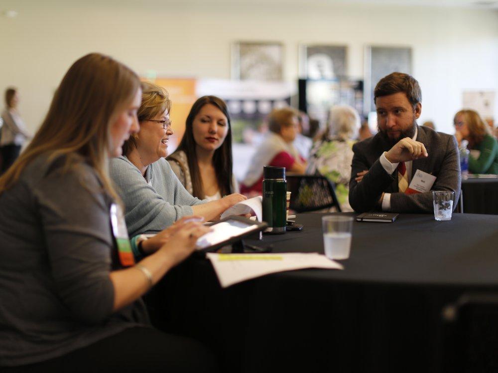 University of Alabama Birmingham Stewardship and Donor Relations Team