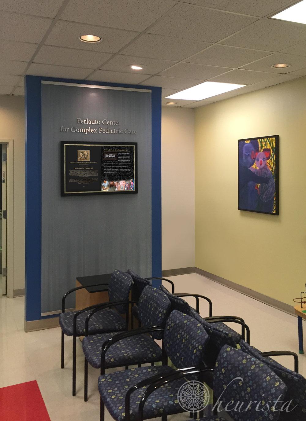 GHS Ferlauto Center for Complex Pediatric Care