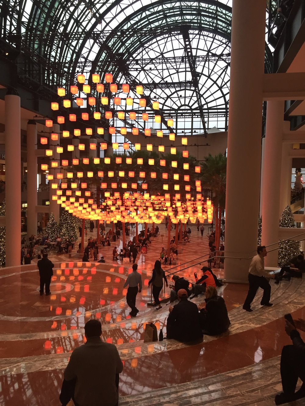 Luminaries at Brookfield Place