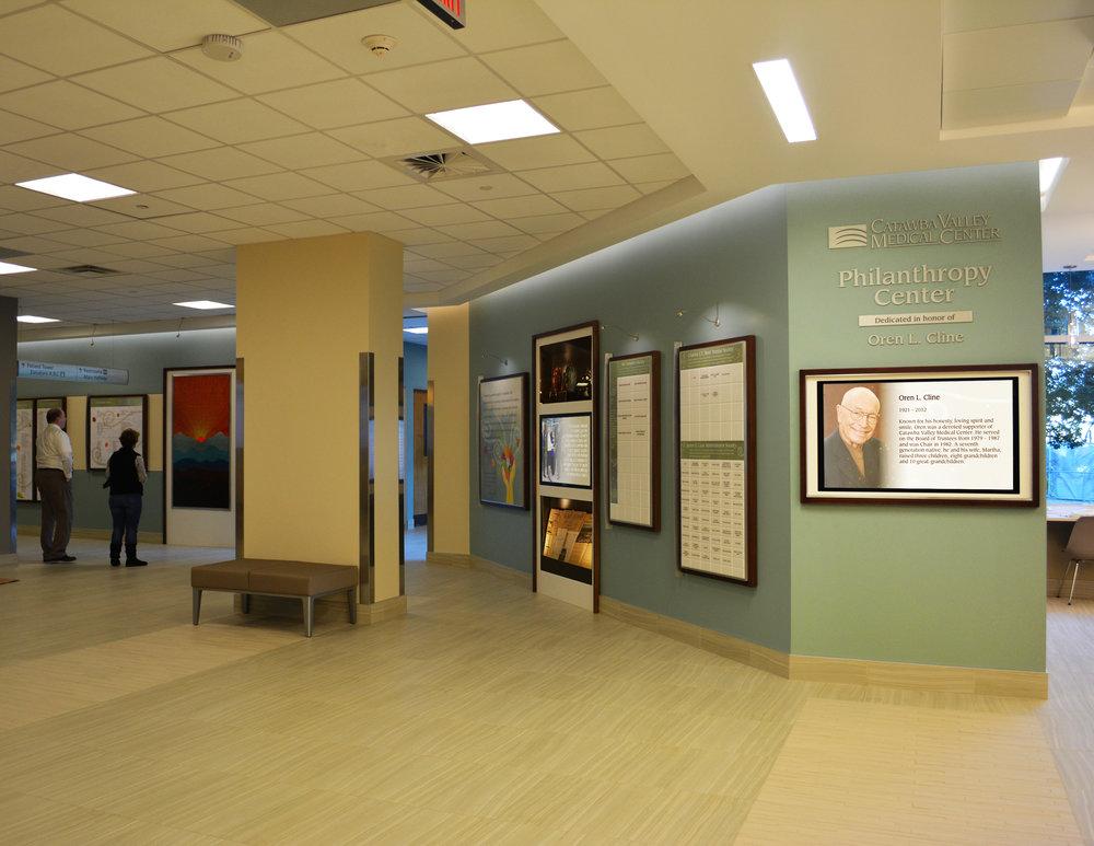 Philanthropy Center, Catawba Valley Medical Center