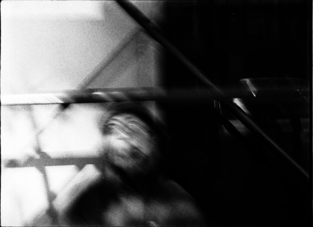 Olympus Pen S; Ilford HP5 400; D76 (1:1) @ 41-42c for 7.5 mins