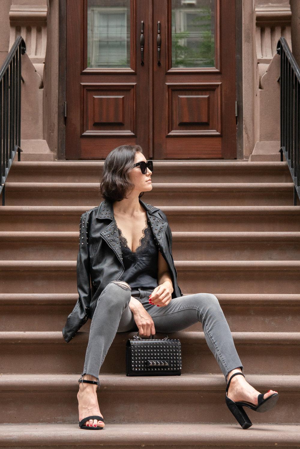 Uma, fashion influencer