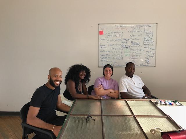 New Leadership - Drive Change 2.0 Leadership Team