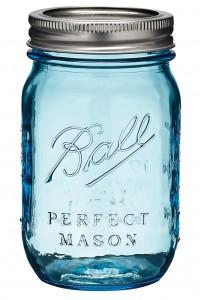 The humble mason jar