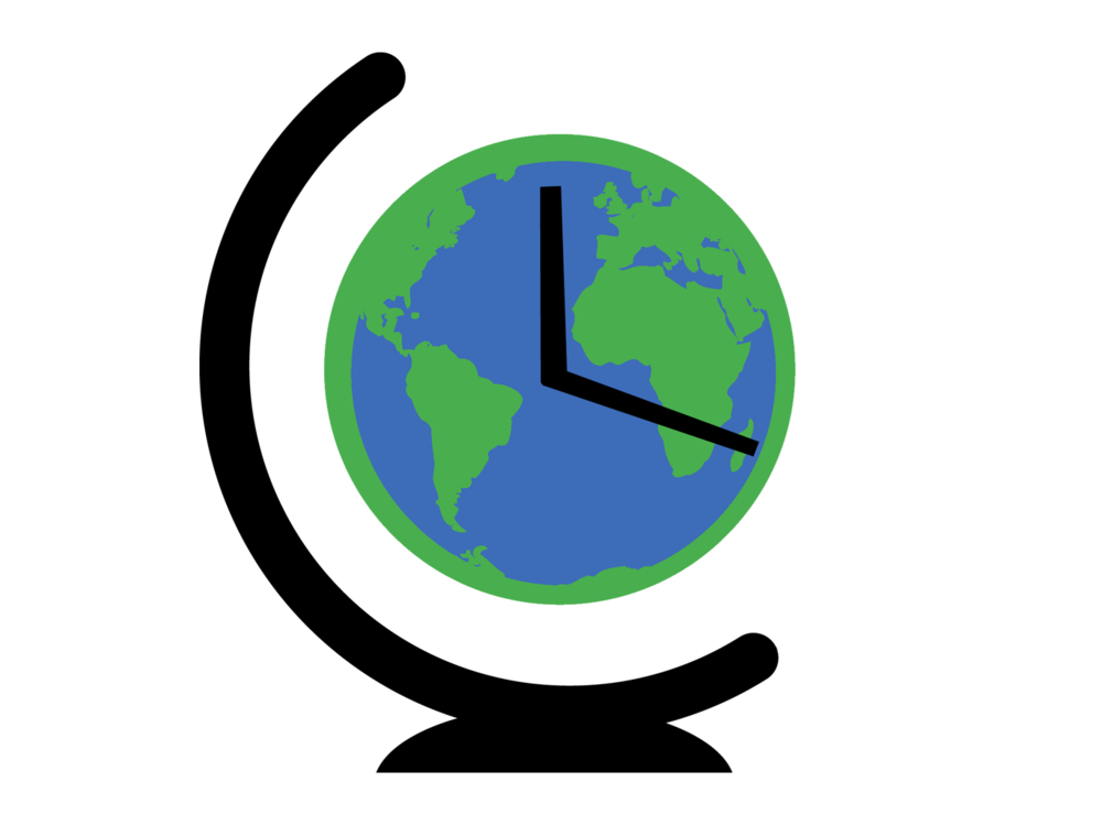 The World View Clock photography clock app for Android and iOS