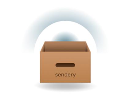 Sendery Online File Sharing