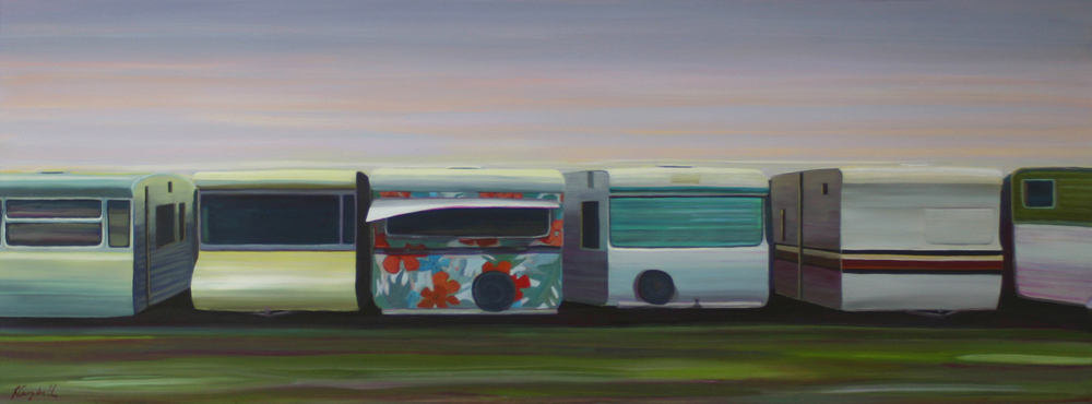 Caravans I (sold)