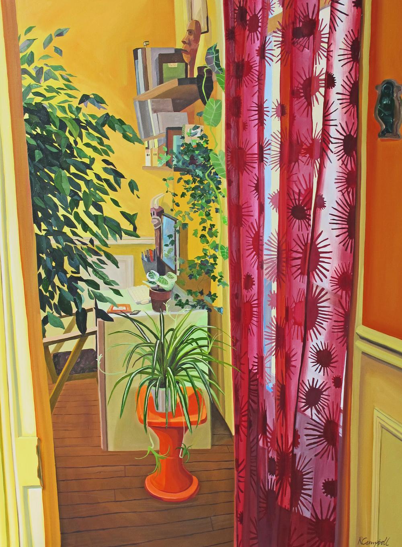 The Apartment 48x36