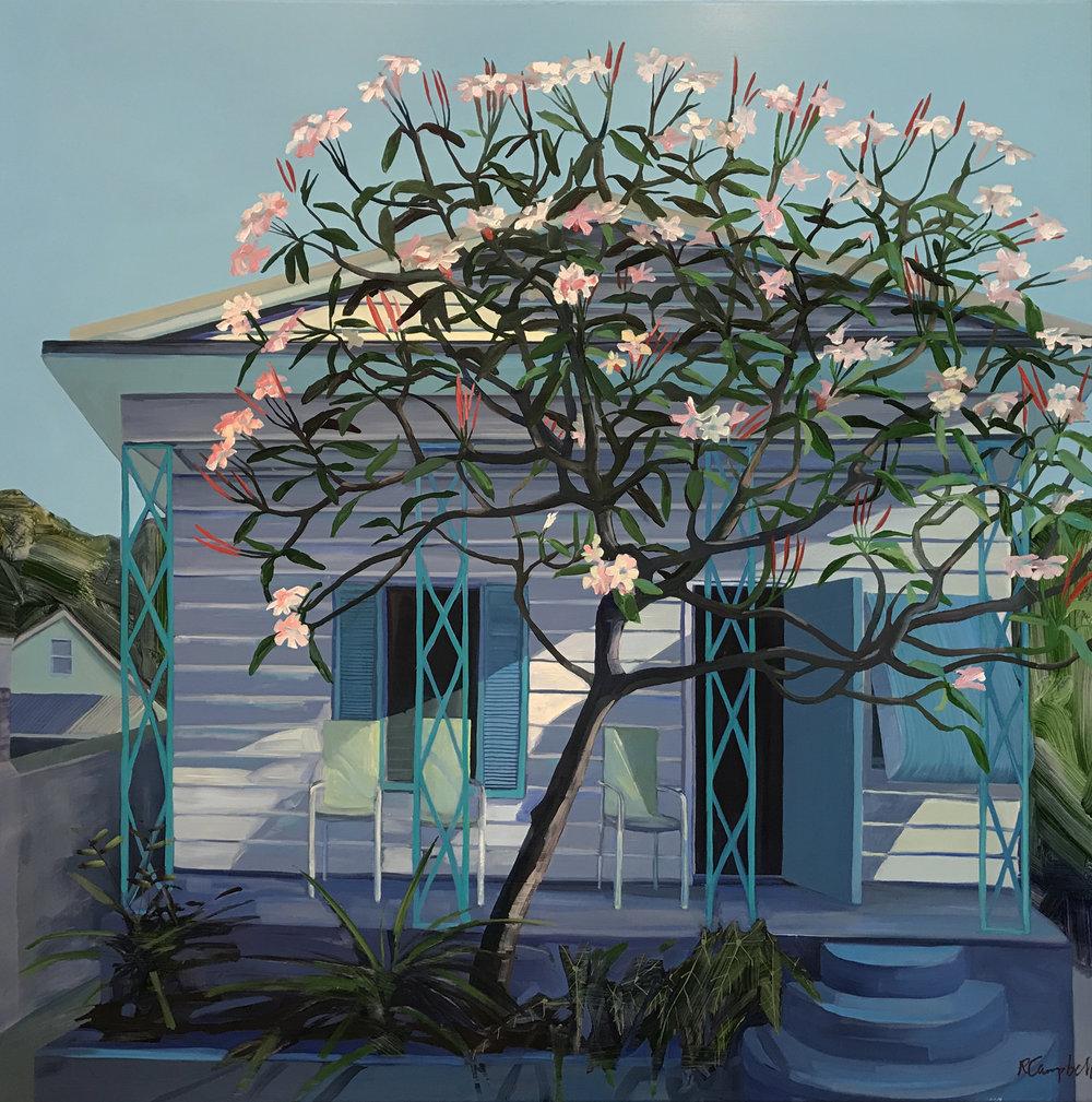 The Frangipani Tree II