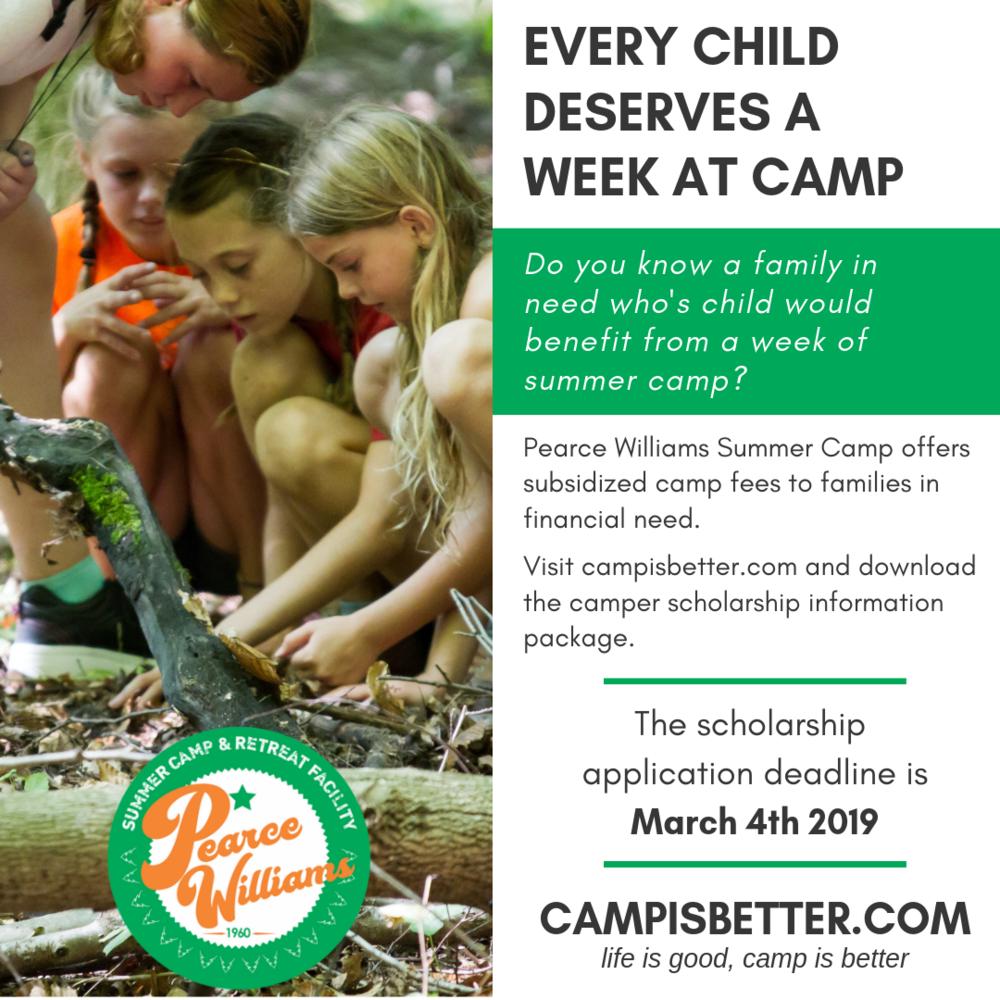 Camper Scholarship Poster 2019.png