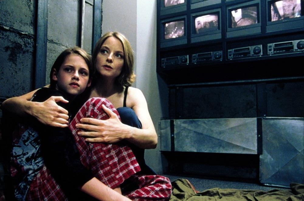 Panic room movie review and analysis the metaplex for Custom panic room