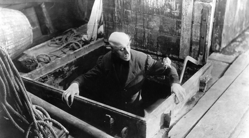 Nosferatu - Directed by F.W. Murnau
