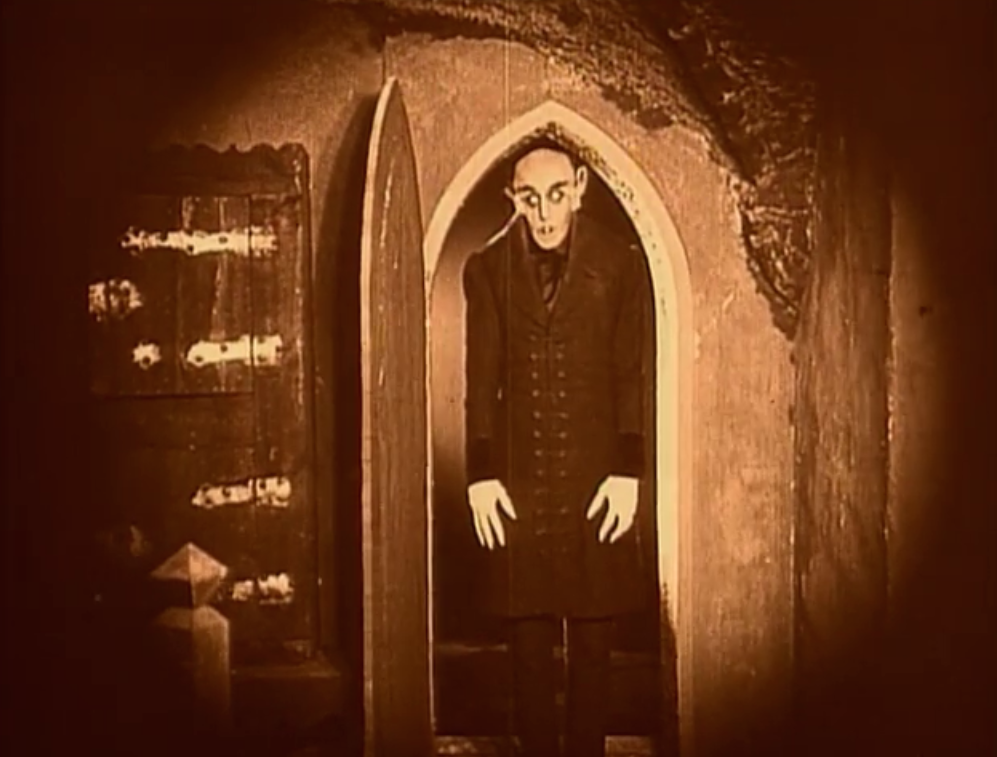 an analysis of the movie nosferatu Like every other vampire movie, nosferatu has a deeply erotic undercurrent   although murnau relied primarily upon stoker's interpretation of vampire myths.