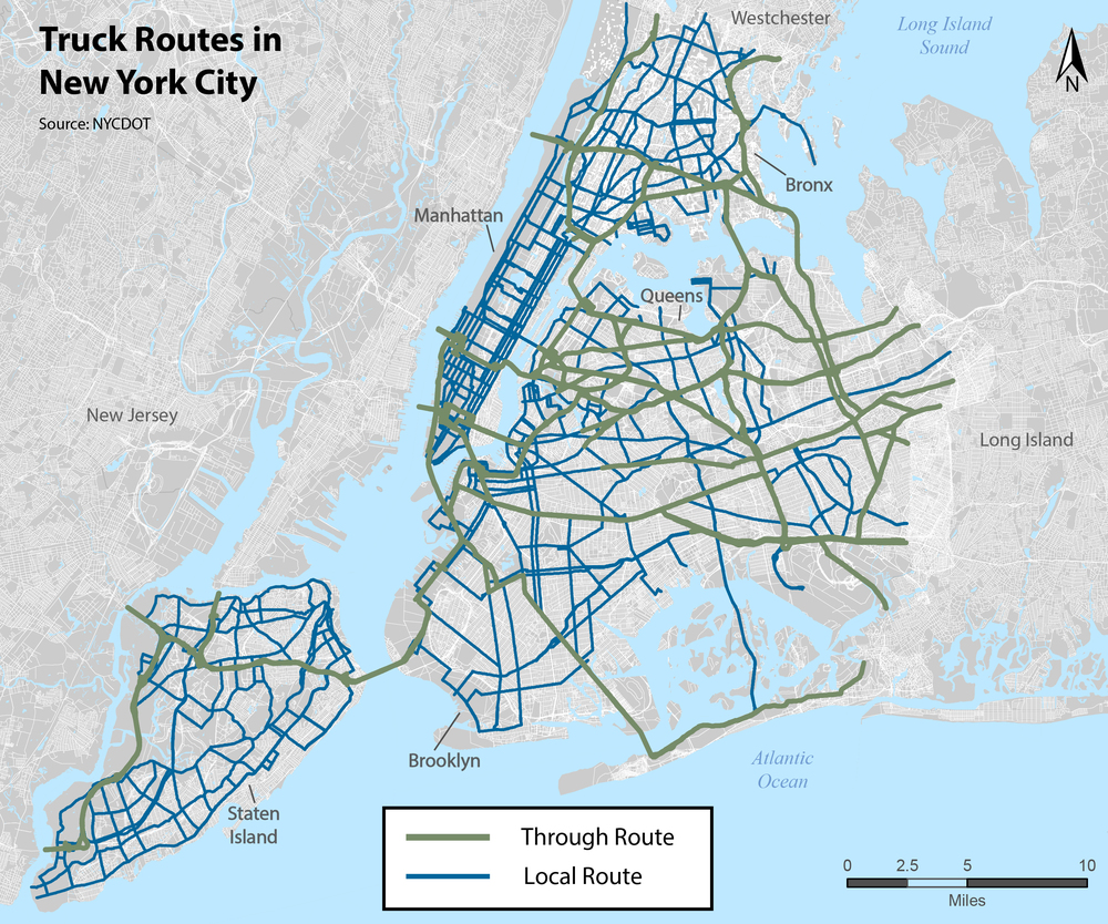 Data from NYC DOT