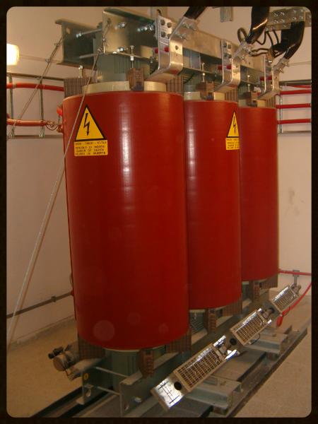 1600kVA Cast Resin Dry Type Transformer (SEA)