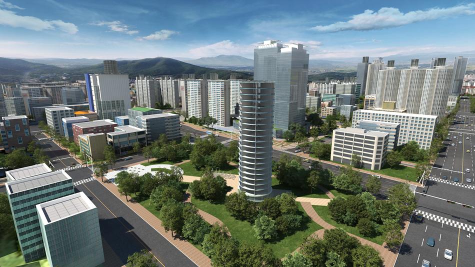 Estetik mimarisiyle şehir içinde de uygulanabilir.