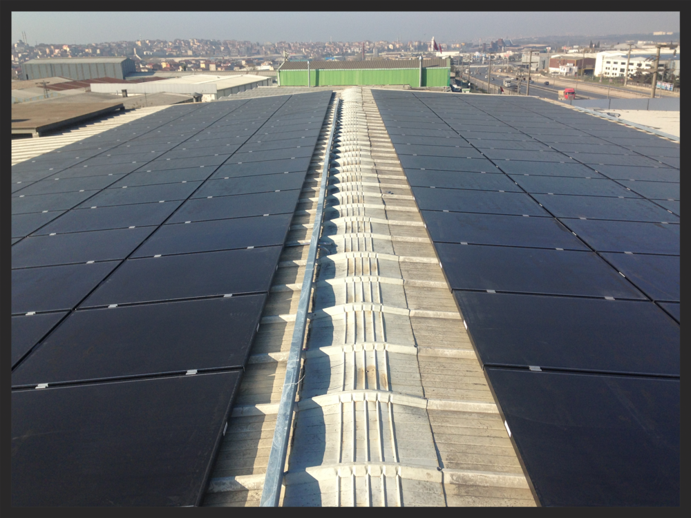 EKOS Group, GEBZE, 25 kW (thin film)