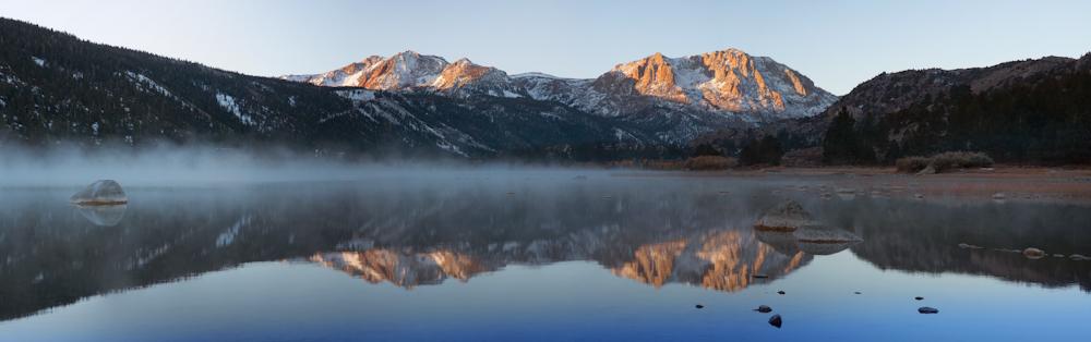 June Lake, California.