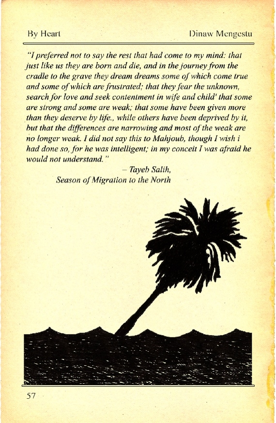 season migration to the north essay