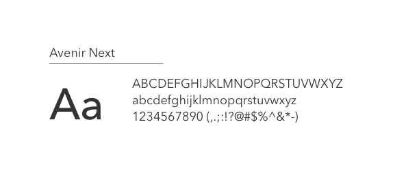 Choosing a modern typography was high on my list to bring this brand into the 21st century. I chose a clean font that was lightweight, yet substantial enough to carry the importance of a financial institution.
