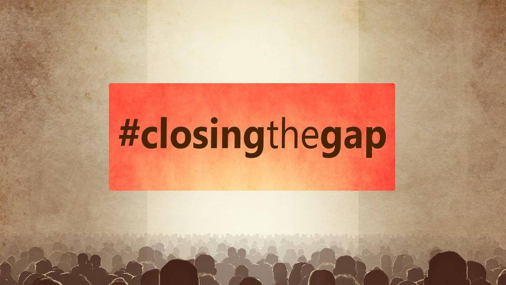 #closingthegap Sermon Archive