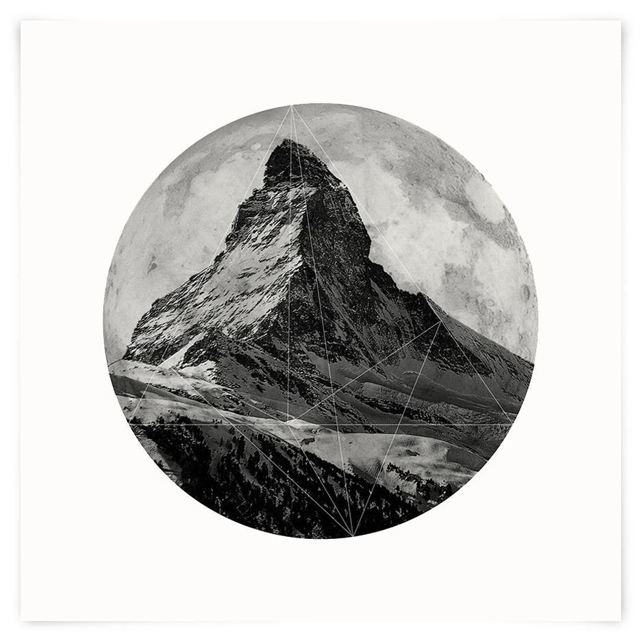 MOONMOUNTAIN - LIMITED EDITION OF 20