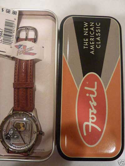 Fossil TV LE-9450 not 9447 as the tag indicates