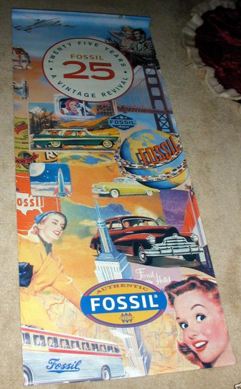 Fossil 25th Anniversary