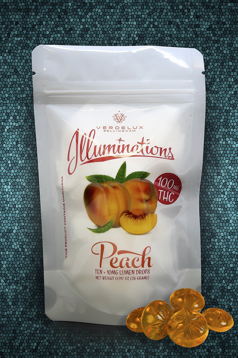 Peach Illuminations